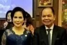 Ary Egahni Resmi Dilantik di Senayan