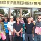 Warga Sumber Kencono, Adukan Akta Tanah Bodong ke Polres Banyuwangi