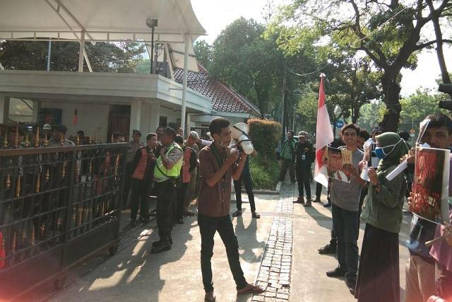 HMI Lintas Komisariat Desak KPK dan Tito Usut Anies Baswedan