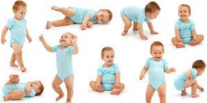 Rangkuman Tahap Perkembangan Bayi