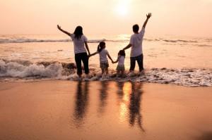 Kata Mutiara Islami Keluarga Kecil Ragam Muslim