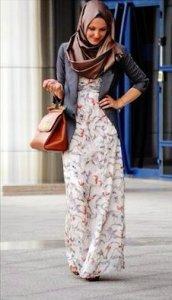 Kumpulan Gaya Jilbab Modern Untuk Bekerja5