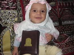 Kombinasi Indah Nama Bayi Perempuan Islami Pilihan 3 suku kata