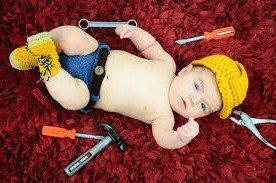 Nama Bayi Artinya Rajin