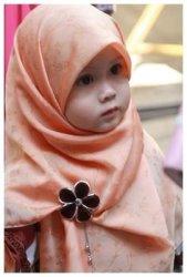 Untaian 3 kata Indah Nama Anak Perempuan Islami