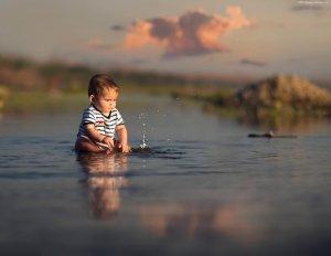 128 Nama Bayi Yg Artinya Berhubungan Dgn Air