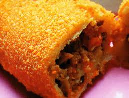 Resep Roti Goreng Ayam Pedas Sederhana dan Lezat