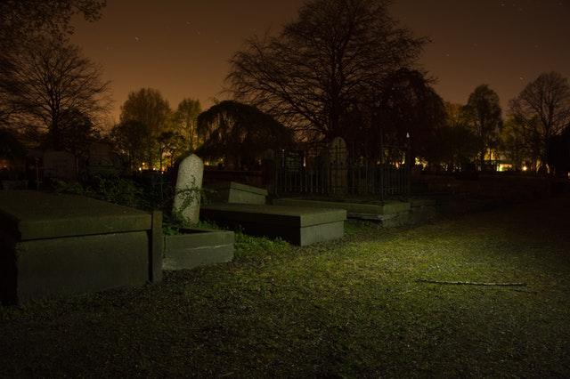 Arti Mimpi Foto di Kuburan