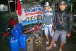 Sindikat BBM Bersubsidi Ditangkap Satreskrim Polres Banyuwangi