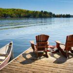 Gane un estipendio de viaje de $ 4,000 para alquilar una casa en el lago este verano