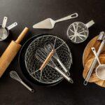 Elimine los utensilios de cocina que no utilice con el método de caja