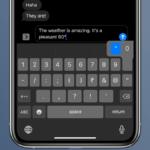 Cómo acceder a los símbolos ocultos en el teclado de su iPhone