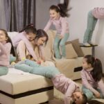 Cómo desgastar a un niño hiperactivo