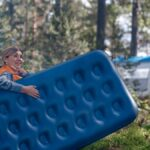 Cómo localizar fugas en un colchón de aire