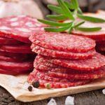 Caliente todas las carnes al estilo italiano para prevenir la salmonella, dicen los CDC