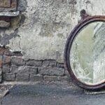 Cómo hacer que un espejo barato parezca una antigüedad cara