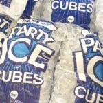 Siempre saca el hielo de la bolsa