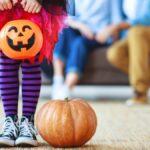 Te ruego que reduzcas los desechos que tiras este Halloween