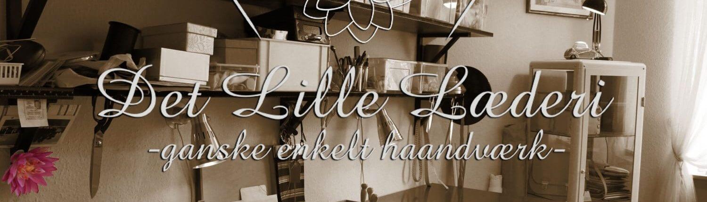 Det lille læderi - værkstedet