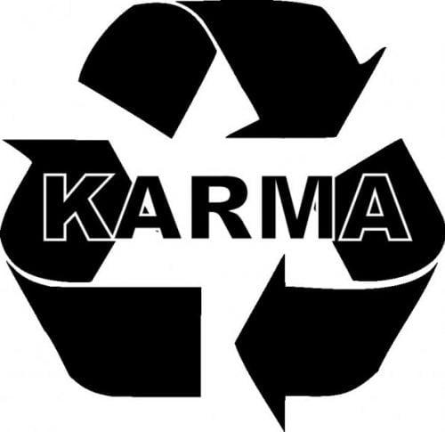 Transformarea Karmei - un proces de transformare între materia albă