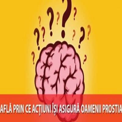 Prostul și Prostia - Proștii sunt cei care ucid geniile