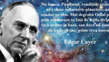 Edgar Cayce - Efectele rugăciunii Tatălnostru