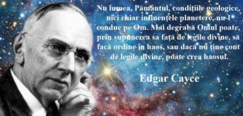 """Edgar Cayce - Efectele rugăciunii """"Tatălnostru"""""""