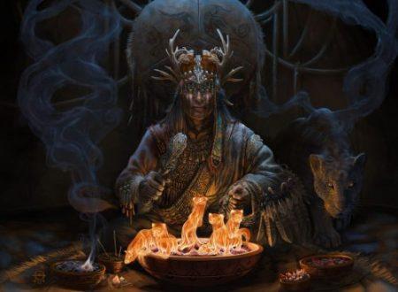 Citește sfaturile unui șaman - încearcă să-i ajuți pe ceilalți
