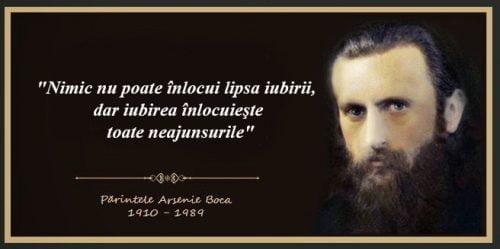 Cele mai înţelepte sfaturi ale părintelui Arsenie Boca