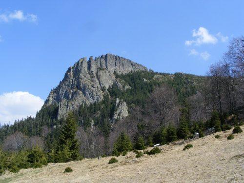 Chemarea munţilor - zeii mari şi mici ai muntelui.