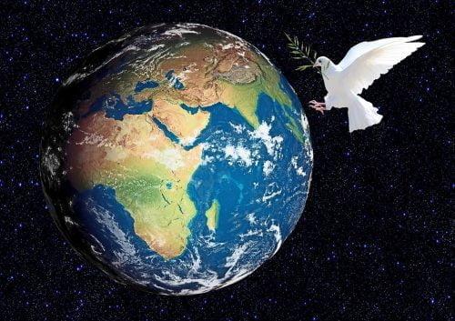 O lume armonioasă - Imagineaza-ti ca traiesti intr-o lume armonioasa