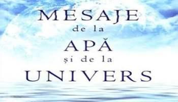 Mesaje de la apă şi de la univers-energia codata