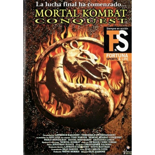 mortal kombat conquest deutsch