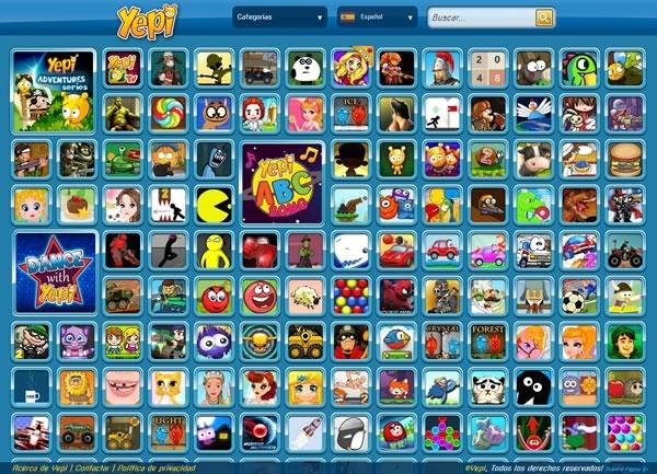 yepi - juegos online gratis