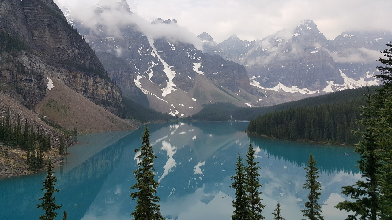 Detomos Abroad  Blog Archive  Cycling the Canadian