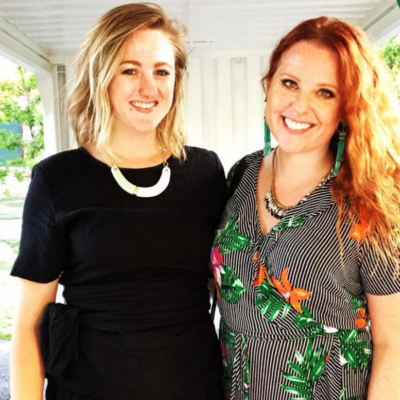 Detour founders Ashley Woods and Kate Abbey-Lambertz