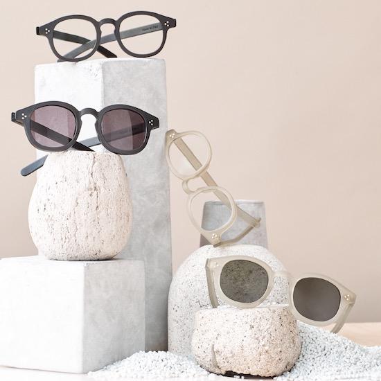 genusee eyewear startup flint michigan