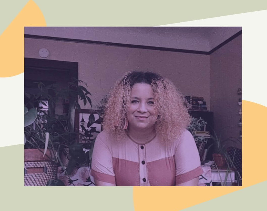 Katelyn Durst Rivas started The Free Black Women's Library in Detroit.