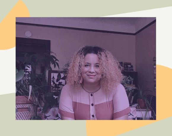 Katelyn Durst Rivas started The Free Black Women's Library in Detroit.