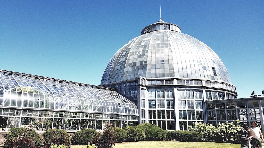 Belle Isle Detroit Conservatory
