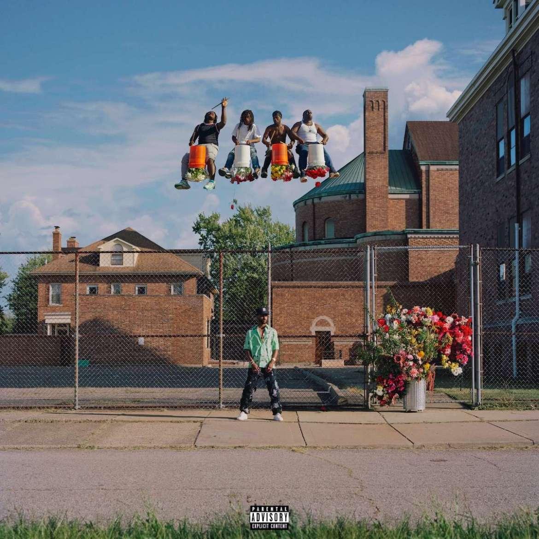 Big Sean Detroit2 album cover