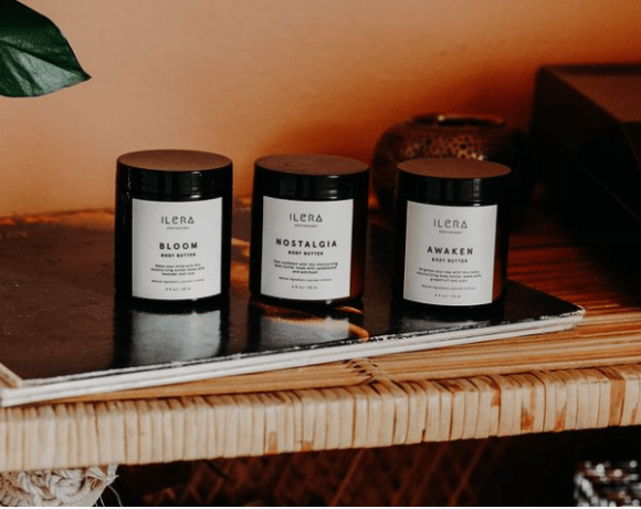 ilera apothecary products are one of the recommended gifts from Black-owned businesses in Detroit