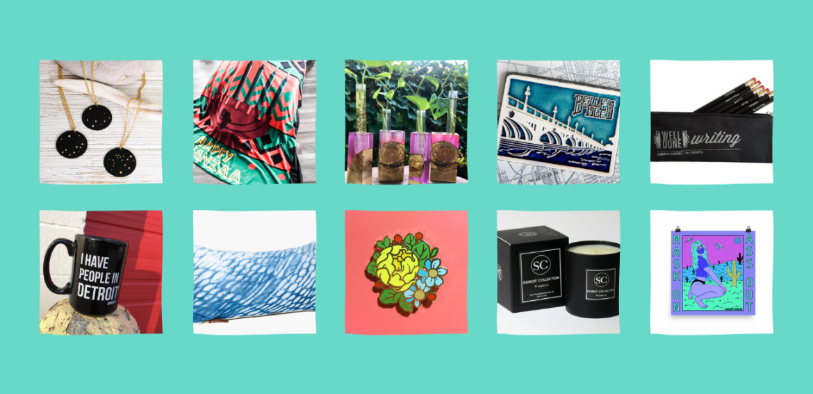 gifts from detroit artisans and makers you can buy online