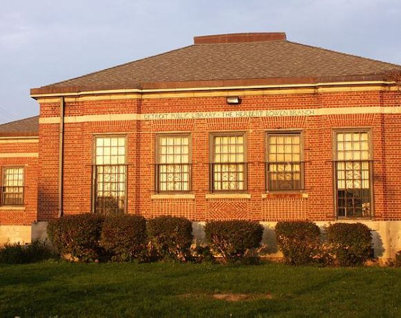 detroit public library bowen branch