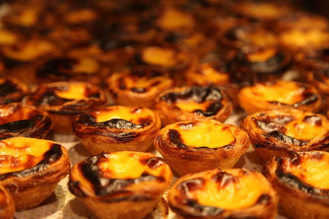 pastel de nata Aloma Lisboa