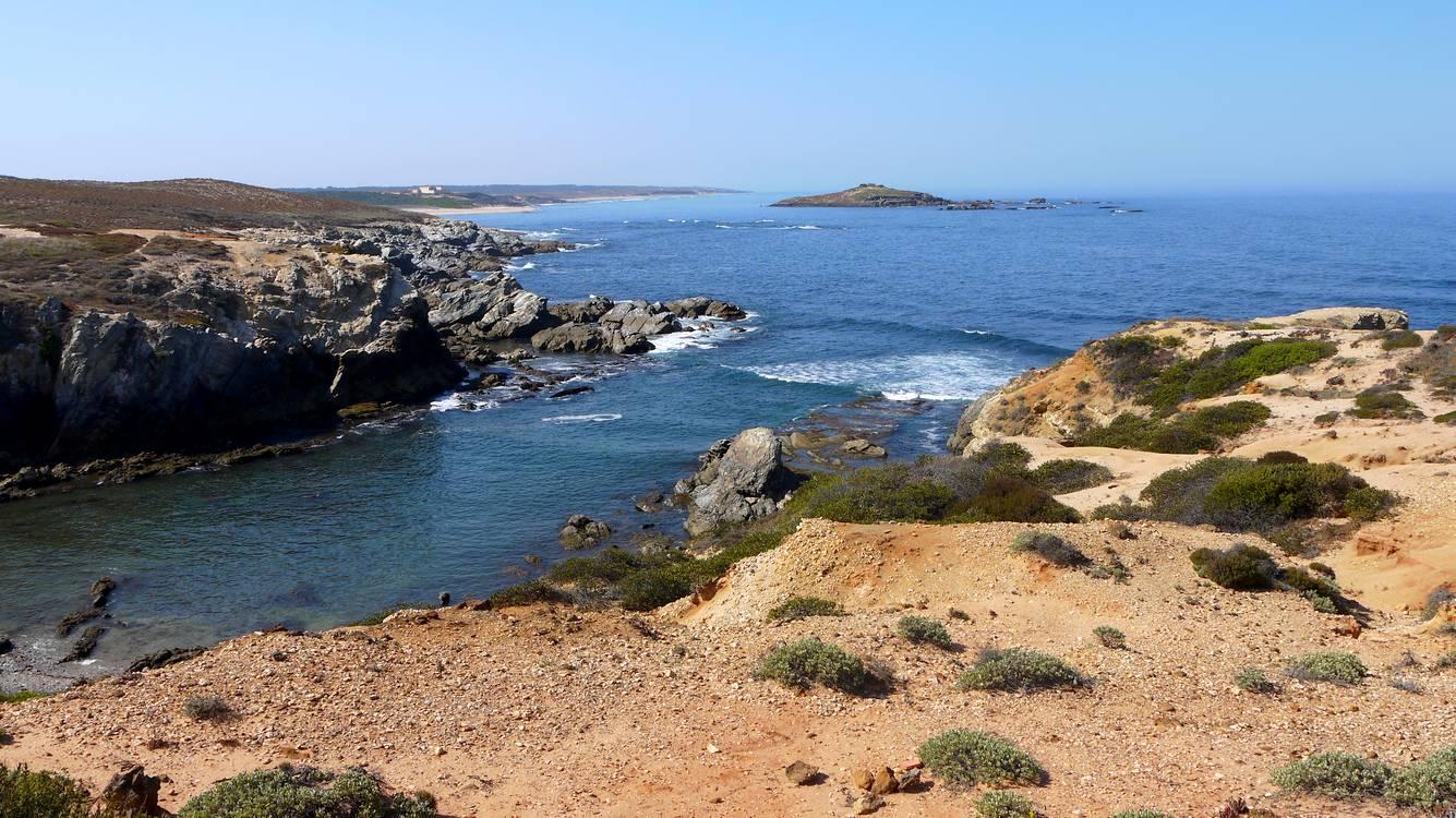 rota vicentina randonnée portugal