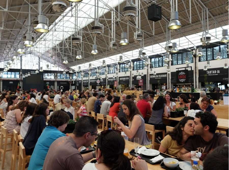Lisbonne : découverte du nouveau Mercado da Ribeira by Time Out