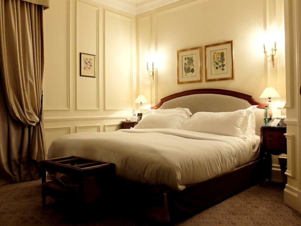 hotel de la cite carcassonne chambre