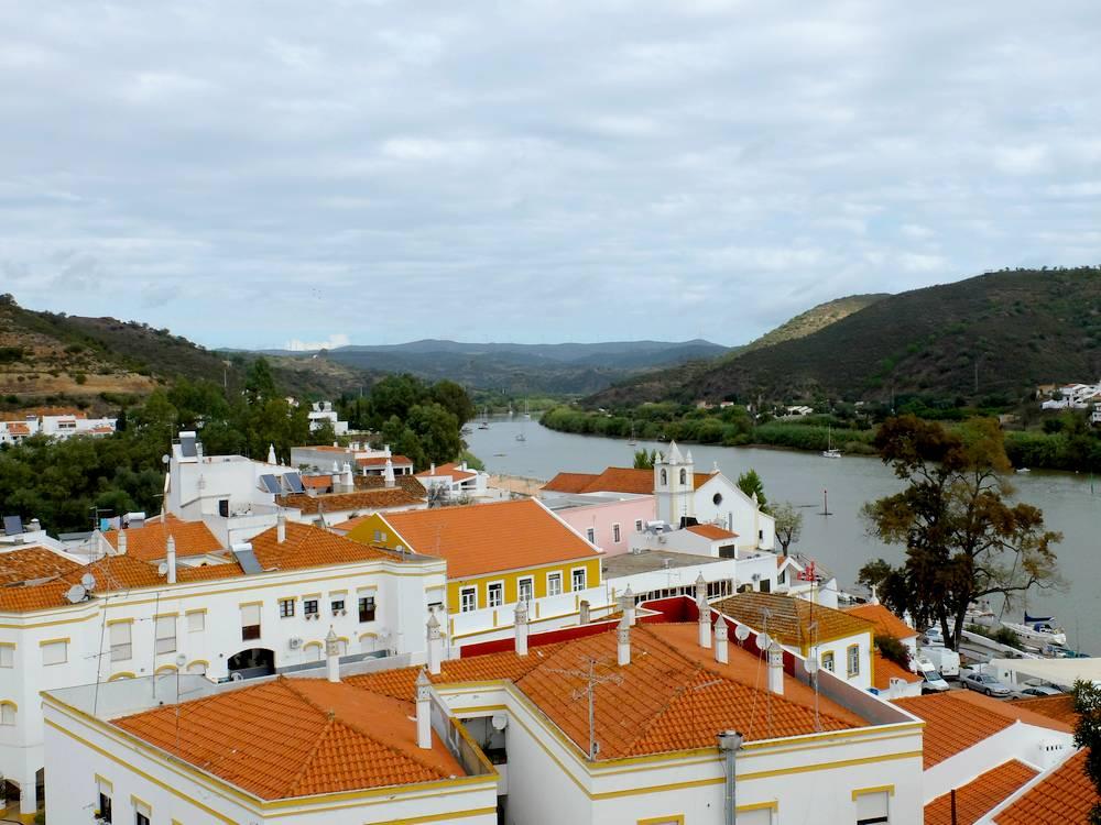 Alcoutim ville Algarve