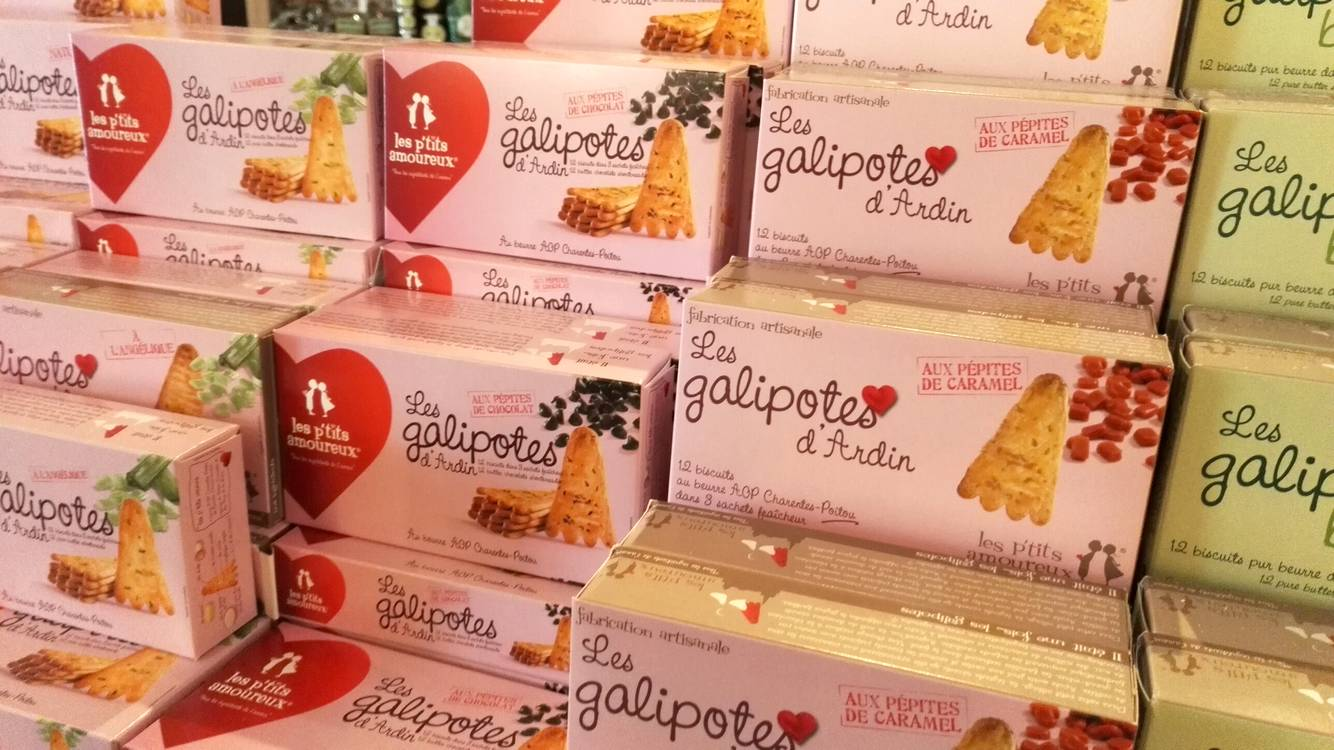 galipotes biscuit